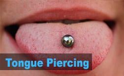 Tongue Piercing   My Kids Hometown Dentist