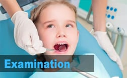 pediatric dental examination in valencia ca