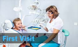 First visit pediatric dentist in valencia, ca