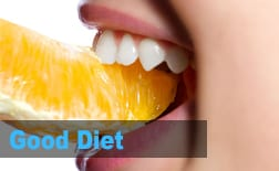 Good Diet | My Kids Hometown Dentist