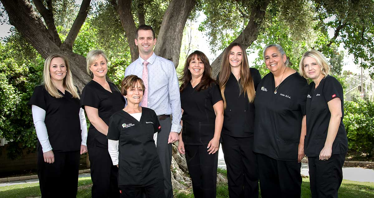 My Kids Hometown Dentist Clinical Office and Business office team