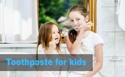 Kids Toothpaste | My Kids Hometown Dentist
