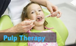 Pulp Therapy | My Kids Hometown Dentist