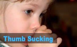 Thumb Sucking   My Kids Hometown Dentist